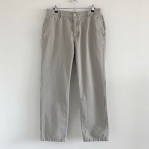 Men's Vineyard Vines Khaki Club Pants 36